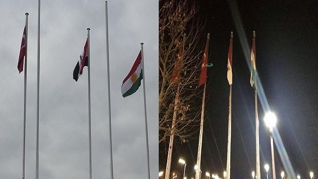Ankara'dan 'Kürdistan Bayrağı' açıklaması