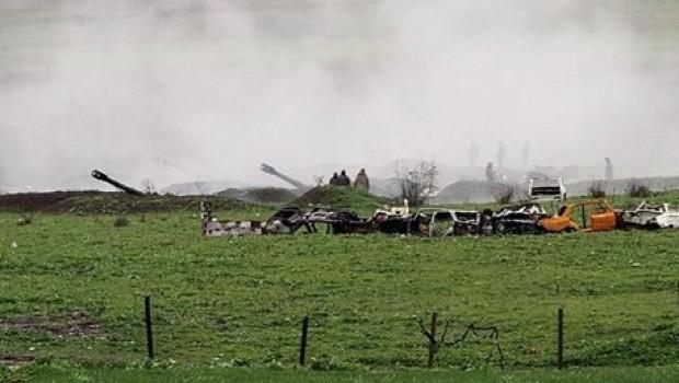 Azerbaycan ve Ermenistan arasında şiddetli çatışma