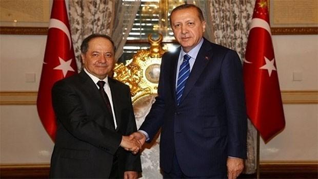 Barzani-Erdoğan görüşmesinde neler konuşuldu?