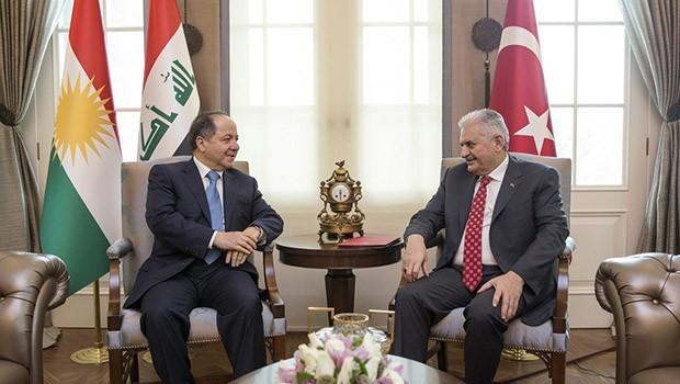 'Başkan Barzani, Demirtaş'ın serbest bırakılmasını istedi'