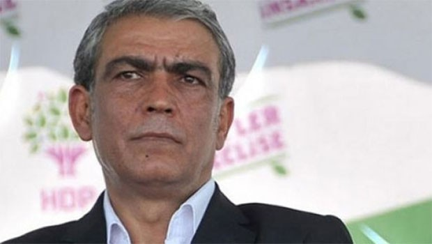 HDP milletvekili İbrahim Ayhan serbest bırakıldı