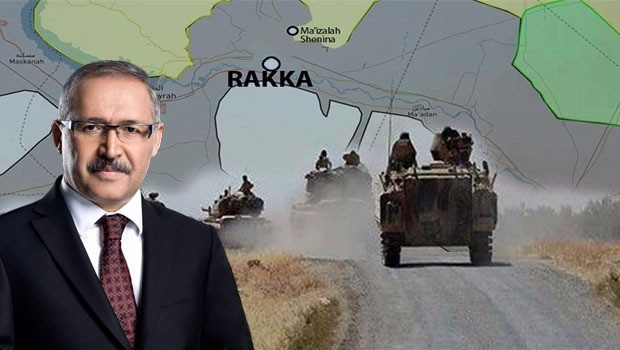 Selvi: Türkiye'nin Önceliği PYD değil, ABD ile Rakka Operasyonu