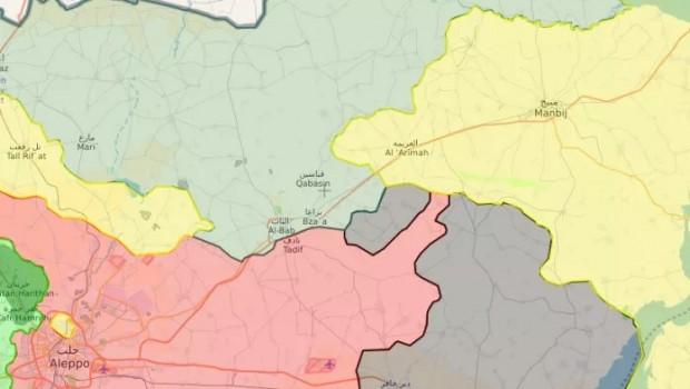 Suriye Ordusu QSD mevzilerine ulaştı