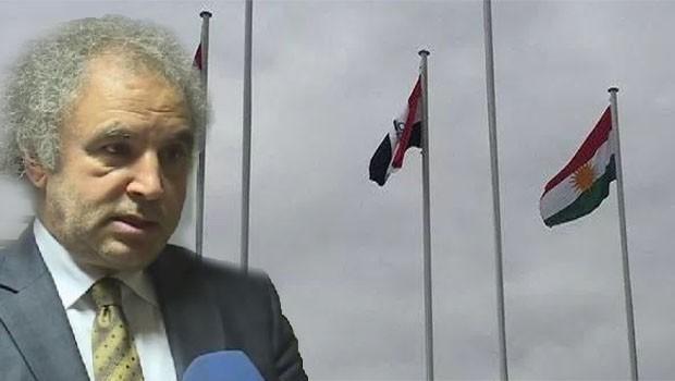 HDP'li Vekil: 1920'den beri varolan Kürdistan bayrağı her zaman asılmalıdır