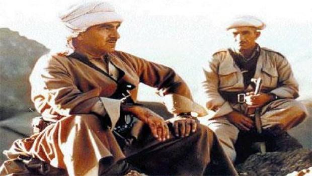 Bugün General Mela Mistefa Barzani'nin ölüm yıldönümü