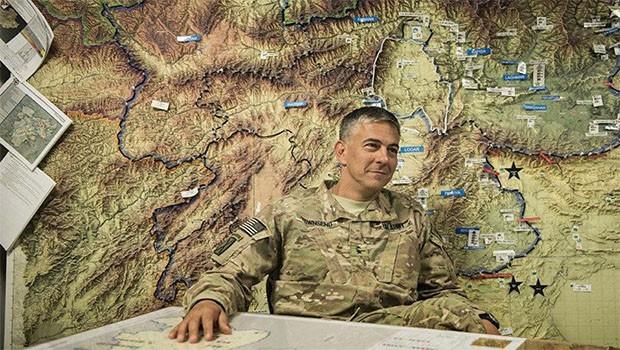 ABD'li üst düzey komutandan 'YPG' açıklaması