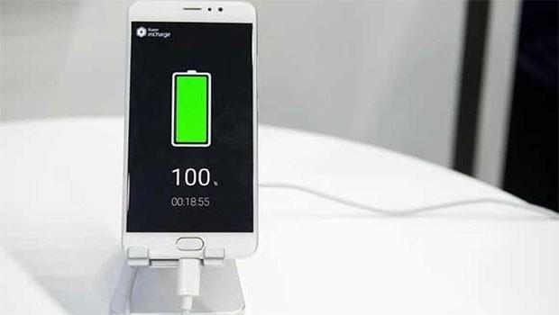Akıllı Telefonlar 20 dakikada şarj olacak!