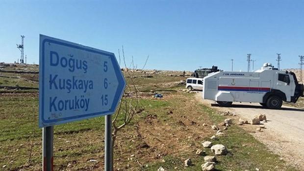 Koruköy ve Doğanlı'da sokağa çıkma yasağı kaldırıldı