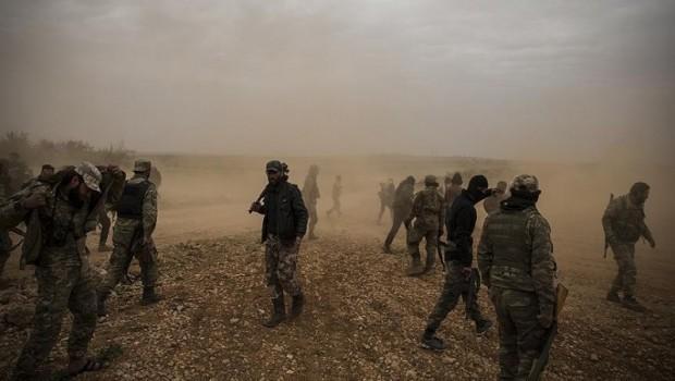 ÖSO: İki köyü YPG'nin elinden aldık