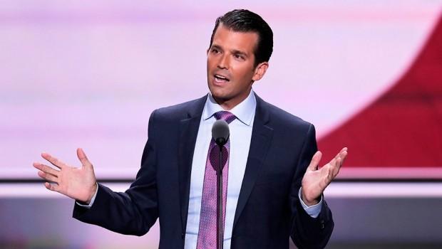 ABD Başkanı Trump'ın oğlu için çarpıcı Rusya iddiası!