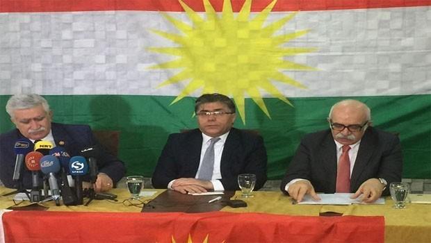 PAK, PSK ve PDK-Bakur Referandum kararını açıkladı