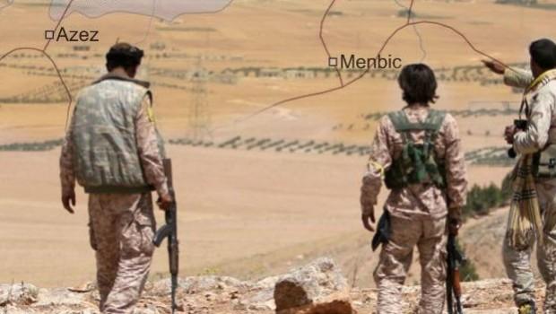 Türkiye'nin hedefindeki Menbic'te kim, ne istiyor?