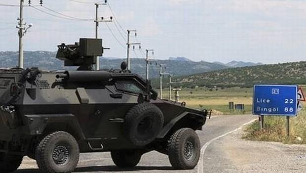 Diyarbakır'ın 18 köyünde yasak