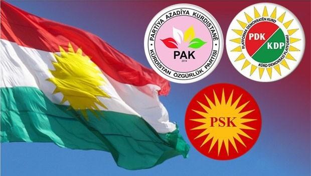 Kürdistani partiler: İç çatışmalar Kürt milletine hizmet etmez
