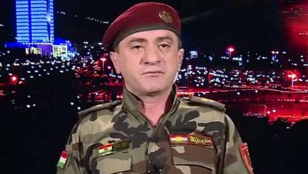 Roj Peşmergeleri Komutanı: Rojava'ya geçmemizi ABD istiyor