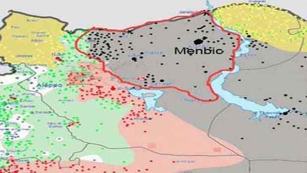 PYD, Menbiç'te Özerk Yönetim ilanına hazırlanıyor