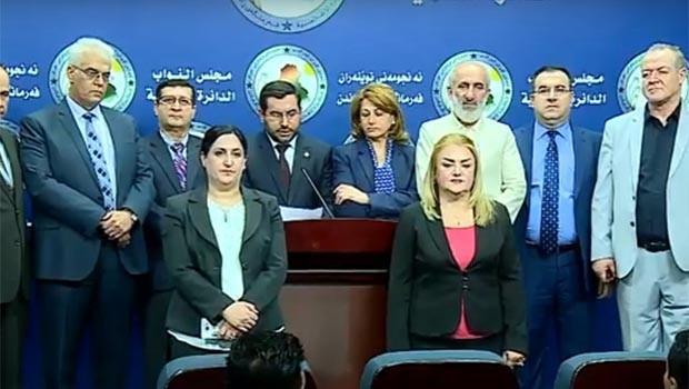 Bağdat'ın ilaç kararına Kürt vekillerden tepki