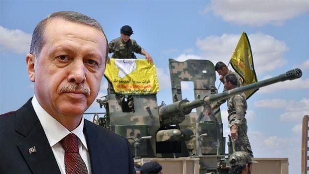 Erdoğan: 'Menbic operasyonu' başladı ve yürüyor