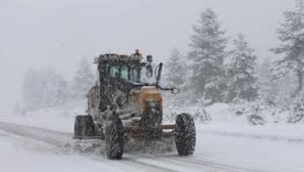 Kürt illeriine kar uyarısı