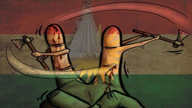 Şengal Bahanesinde Kardeş Kanı Kokusu