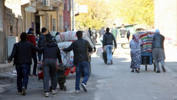 Kürt illeri göçte birinci