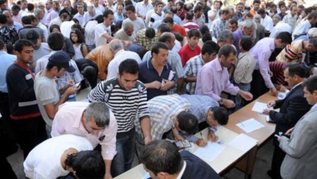 Kürt illerinde işsizlik büyük oranda arttı