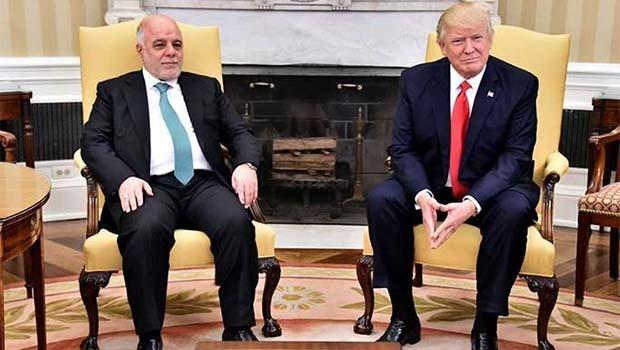 Mossad'a yakın siteden Trump-Abadi görüşmesinin detayları