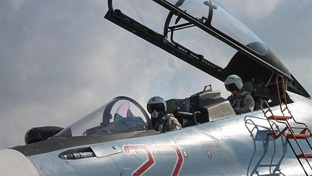 Rusya: Lazkiye'de helikopterimiz düşürülmedi