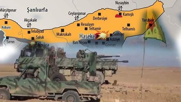 Haseke rejimin kontrolüne geçecek iddiası
