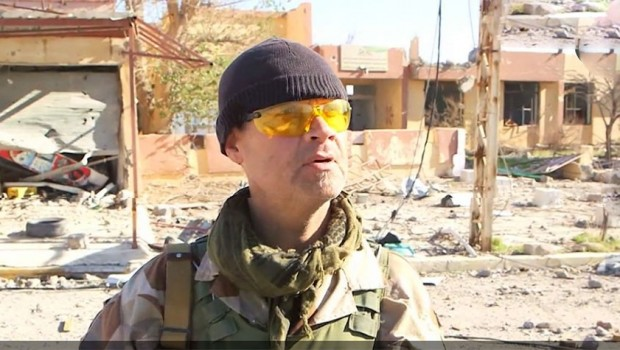 PKK, İsveçli gönüllü Peşmerge'yi alıkoydu