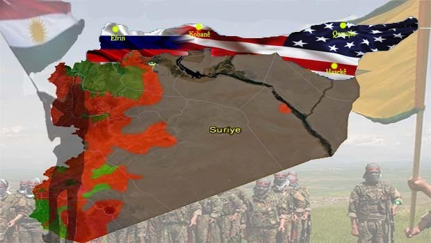 Suriye'de Rus-Amerikan Konfederasyonu