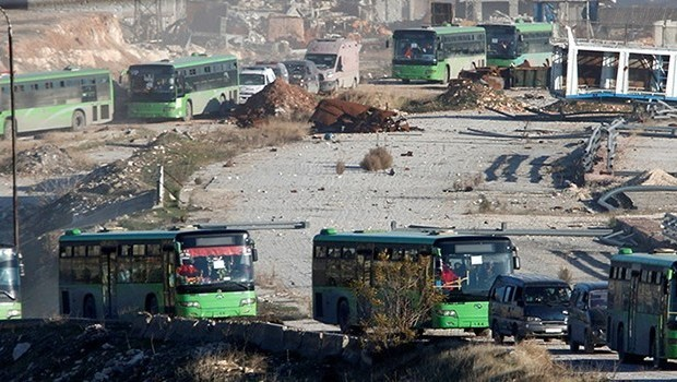 Suriye'de dört kasabada anlaşma sağlandı