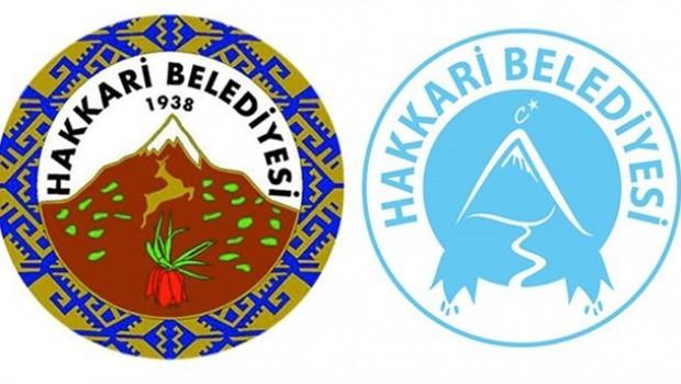 Hakkari Belediyesi'nin logosu değiştirildi