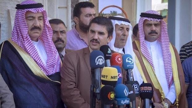 Ninowa Arap aşiretleri Kürdistan'ın bağımsızlığını istedi