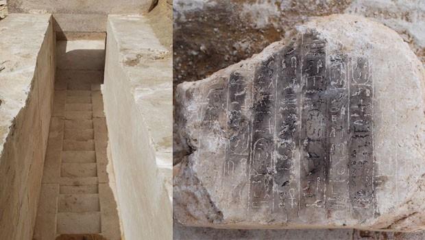 Mısır'da müthiş keşif! Tam 3700 yıllık...