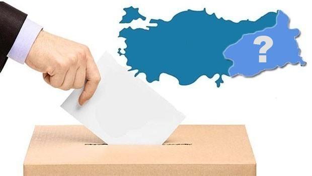 Son başkanlık referandumu anketi: Kürt illeri ne diyor?