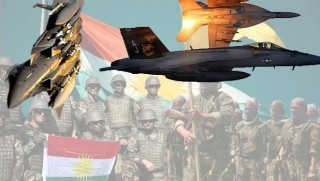 Kürdistan Hava Kuvvetleri !