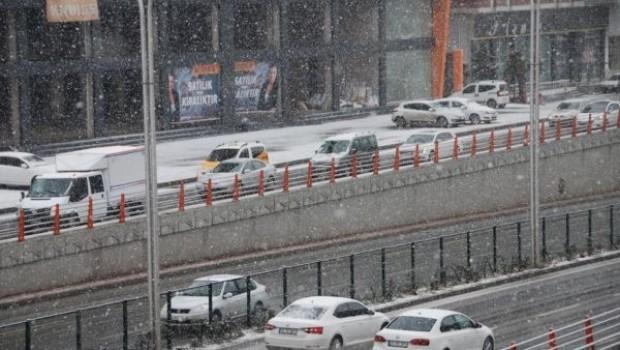 Kürt illerine Kar ve don uyarısı