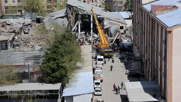 Diyarbakır'daki patlamanın nedeni belli oldu!