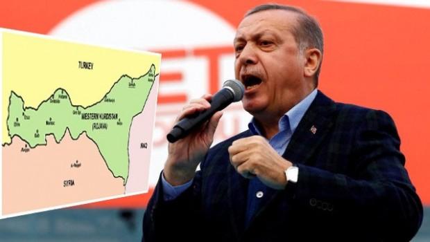 Times yazarı: Suriyeli Kürtlerin Bağımsız bir Kürdistan kurmalarına izin verilmeyecek