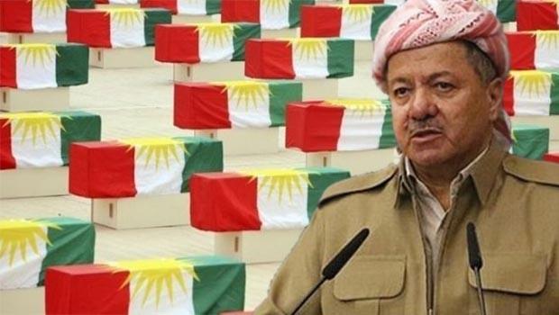 Başkan Barzani: Şehitlerin kanına karşı en iyi vefa bağımsızlıktır