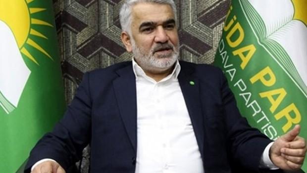 Hüda-Par: Hükümet Kürt sorununun çözümü için adım atmalı