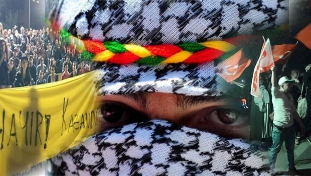 Kürdler; Rejim Yanlıları ve Karşıtlarının Fedaisi mi!