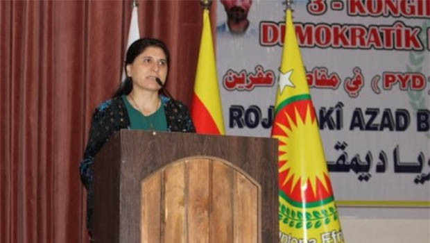 Asya Abdullah: Suriye krizi PYD'siz çözülmez
