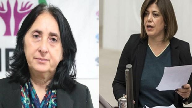 HDP'li 2 vekil tahliye edildi