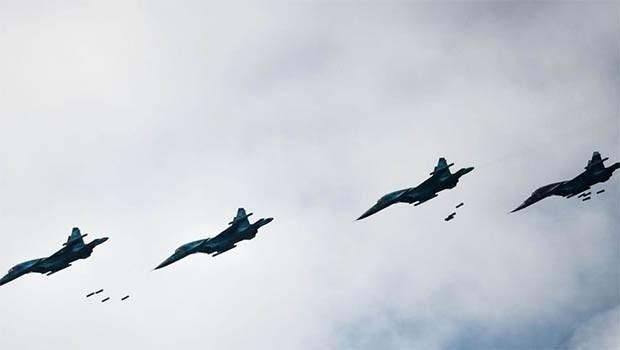Türk savaş uçakları Şengal'i vurdu! 5 Şehit