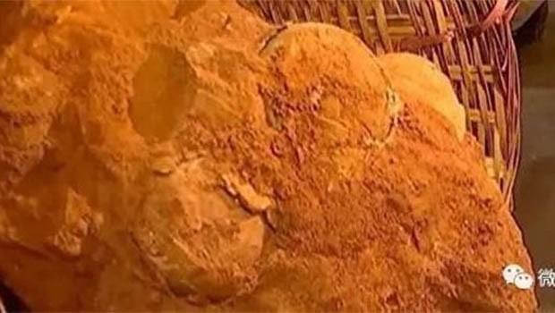 Bu yumurtalar tam 70 milyon yıllık