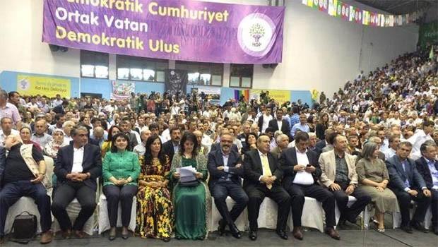 HDP'de 'zorunlu' kongre süreci başladı