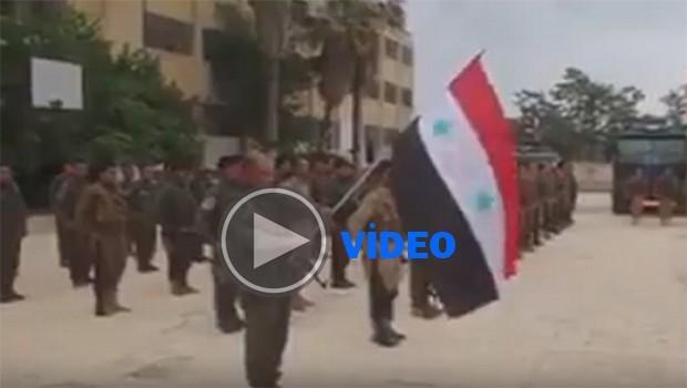 PYD, Suriye askerlerine Afrin'de üs kurdu!