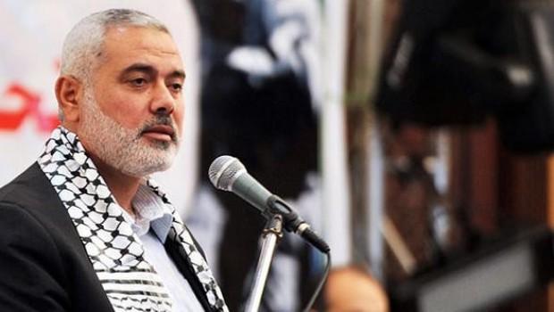 Hamas'ın yeni lideri İsmail Heniyye oldu.